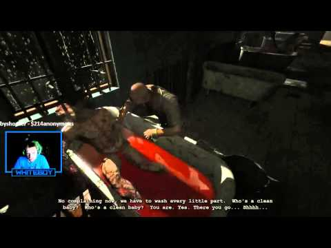 Outlast: Gameplay Walk Through Part: 7...