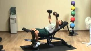 Body-Solid FID46 Flat Incline Decline Bench