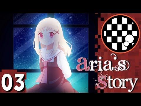 Aria's Story | PART 3 FINALE | RPG Maker Horror