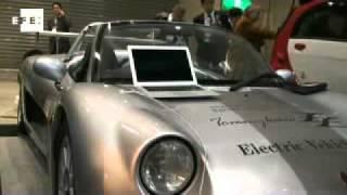 Abre sus puertas la feria del coche eléctrico de Tokio