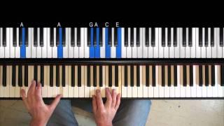 Unchain my heart - Piano Transcription of Joe Cocker