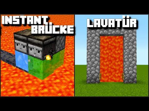 ✔ 6 einfache Redstoneideen in Minecraft   LarsLP