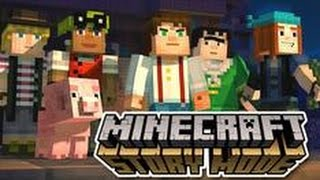 Minecraft story mode : episode 5 part 1