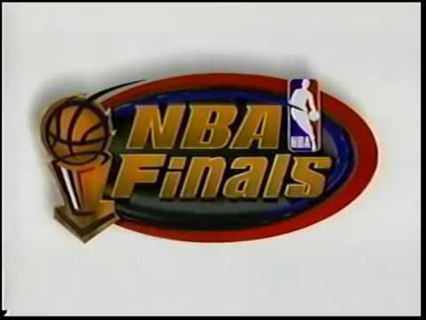 NBA ON NBC INTRO - 1996 NBA FINALS GAME 1 - SONICS @ BULLS
