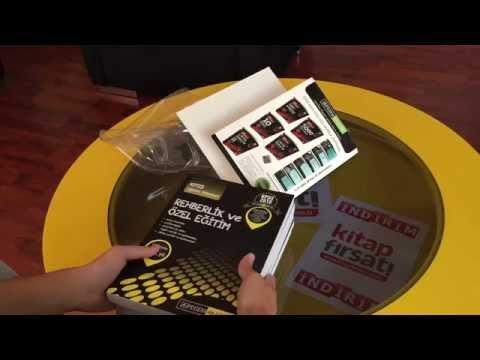 KPSS Lisans 2016 Pegem Akademi Eğitim Bilimleri Konu Anlatımlı Modüler Set - Kitap Fırsatı Sarı Masa