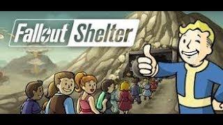Fallout Shelter |Gf Streams! | Live Stream #2