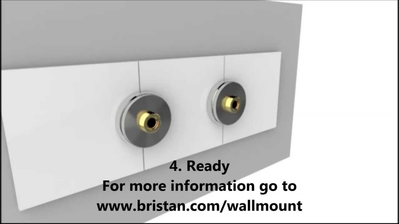 How To Install The Bristan Wall Mount 11 Youtube