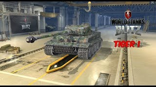 Tiger 1 - World of Tanks Blitz