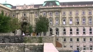 アキーラさん訪問⑩ハンガリー・ブダペスト・王宮の丘,Castle-hill,Budapest,Hungary