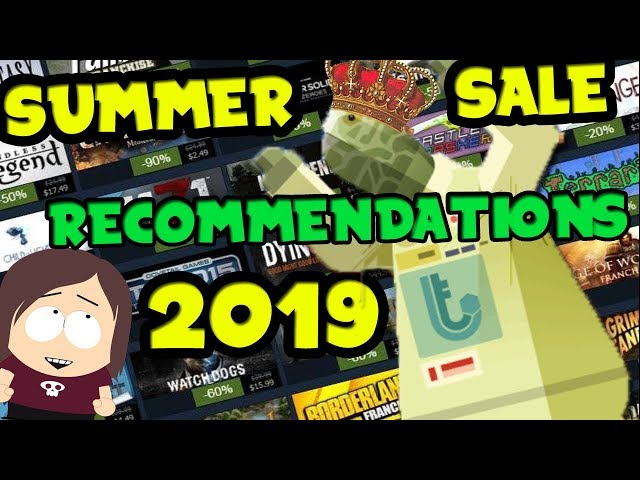 Best of Steam Summer Sale 2019 Game Recommendations