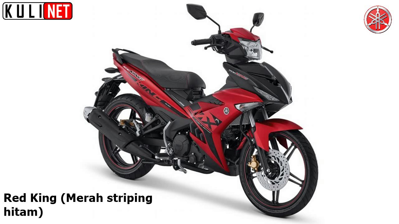 warna baru jupiter mx king 2017 - youtube