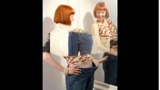как похудеть ленивой женщине