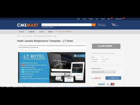 Joomla 3.x Templates - Best Joomla 3.x Templates Free Download