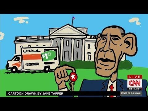 Cartoonion: The transition of power
