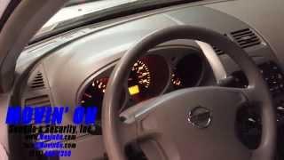 Nissan Altima Remote Start