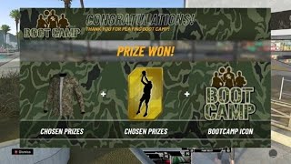WINNING FIRST BOOT CAMP EVENT LIVE W/ CLUTCH & SONGS! BEST BUILDS & JUMPSHOT NBA 2K21!!