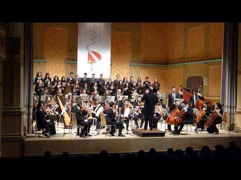 Va pensiero - Orchestra Sinfonica e Coro del Conservatorio di Musica Lorenzo Perosi - Campobasso