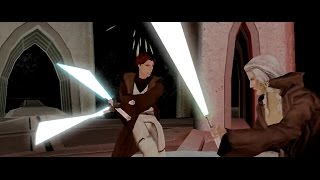 Star Wars Knights of the Old Republic 2: Episode VI: Knights and the Darkness Pt. II - Full Movie