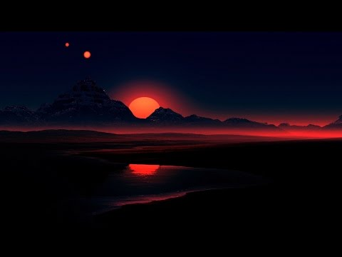 dark-drone-ambient-(black11-halls of the sinking sun)
