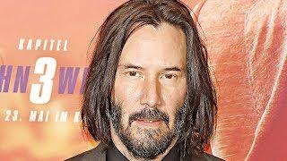 Keanu Reeves is John Wick  exclusive interview (2019)