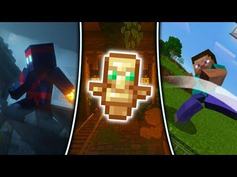 ☀️TOP 5 ADDON Cực Kỳ Tiện Lợi và Hữu Ích Cho Việc Sinh Tồn Trong Minecraft PE 1.17+
