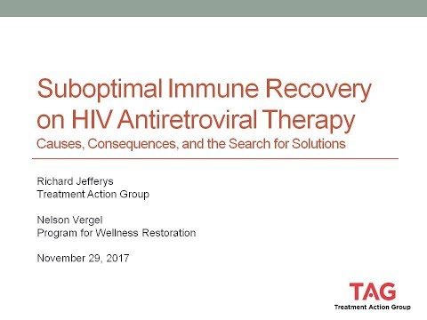 How to Accelerate Development of Immune Enhancing Therapies for HIV Immunologic Non-Responders