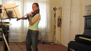 "J.Haydn-Fritz Kreisler ""Hungarian Rondo"""