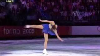 Shizuka Arakawa Torino Olympic 2006 EX トリノオリンピックエキシビジ...