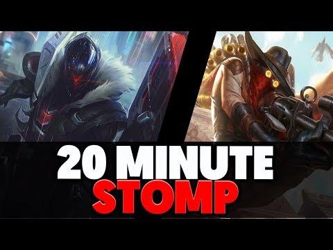C9 Sneaky   20 MINUTE STOMP