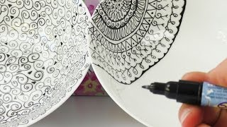 DIY Inspiration Challenge #56 Black&White | Kathis Challenge | Tutorial - Do it yourself