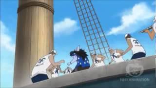 Arlong vs. Kizaru (Vice Admiral Borsalino)