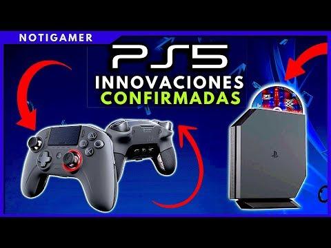 PS5: INNOVACIONES OFICIALES de PlayStation 5  |  Fecha Confirmada  |  Notigamer - Jugamer