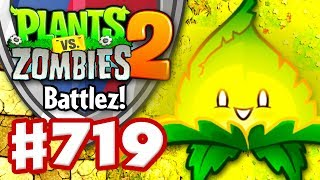 ENLIGHTEN-MINT! New Power Mint! - Plants vs. Zombies 2 - Gameplay Walkthrough Part 719