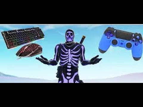 1 Year Progression From Controller To PC(Keyboard & Mouse) Fortnite Battle Royale