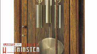 Howard Miller Greene Floor Grandfather Clock 610804