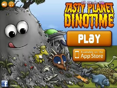 Tasty planet: dinotime free play & no download | funnygames.