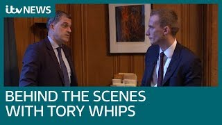 Behind the scenes in the battle to get Theresa May's Brexit deal approved | ITV News