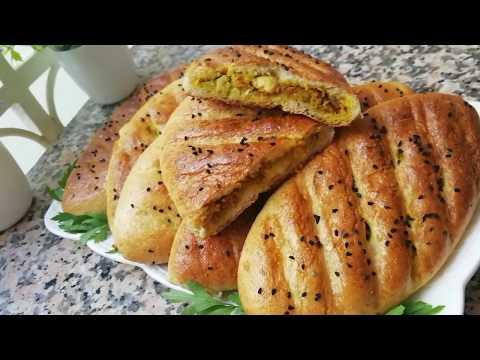 petits-pains-baguettes-farcis-pour-dîner-ou-pique-nique-👍👌-cuisine-marocaine