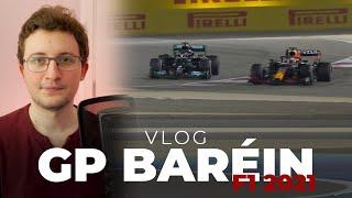 GP Baréin 2021 - ¿Acertó la FIA con el adelantamiento de Verstappen? | El vlog de Efeuno