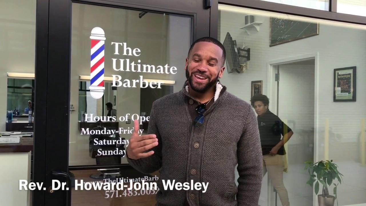 The Ultimate Barber Barbershop   Potomac Yard   Del Ray   Old Town  Alexandria Virginia