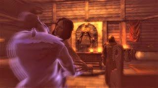 The Elder Scrolls V: Skyrim. Жениться на Серане / To marry Serana. Прохождение от SAFa