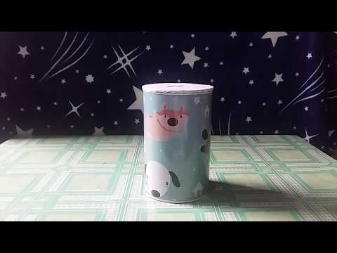 DIY Viral: How to Make Reusable Coinbank in Can