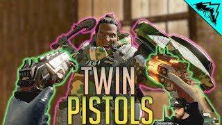 Hand-Gun ONLY - Apex Legends Challenges Gameplay