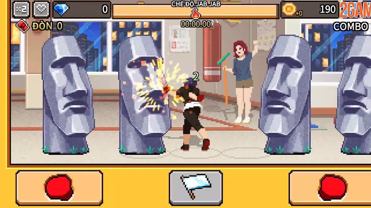 [Trải nghiệm] One Punch – Game đánh đấm xả stress cực kỳ thú vị trên mobile