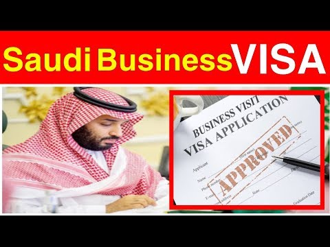 Saudi Arab Business Visit Visa Full Details | Requirements A