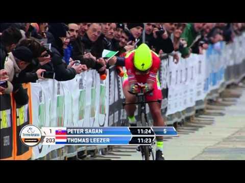 Tirreno Adriatico: Stage 7 Highlights