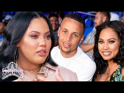 """Steph Curry&39;s wife Ayesha gets dragged for wanting """"male groupies"""""""