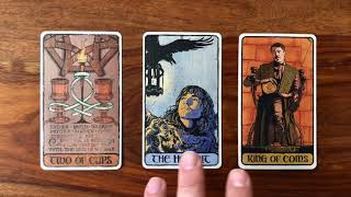 Daily Tarot Reading for 6 June 2018 | Gregory Scott Tarot