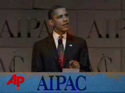 Obama Pledges Commitment To Israel's Security