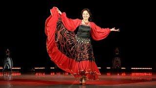 Лариса Тарасова - Венгерка. МАФРАШ - III Фестиваль танца г. Великие Луки